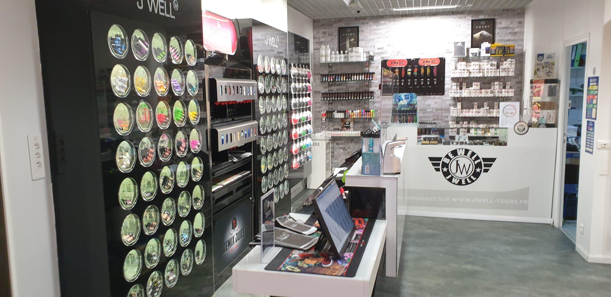 J Well Store Saint Cyr sur Loire